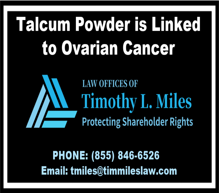Talcum Powder Is Linked to Ovarian Cancer
